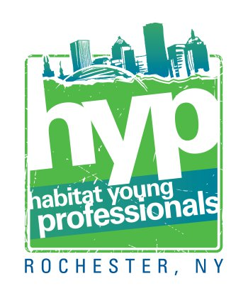 Logo - Flower City Habitat for Humanity Young Professionals