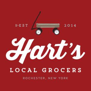 Logo - Harts Grocery