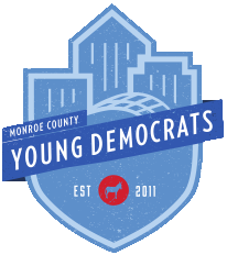 Logo - Monroe County Young Democrats