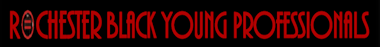 Logo - Rochester Black Young Professionals
