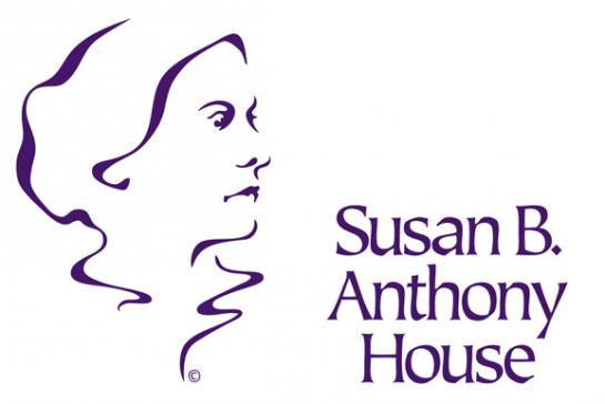Logo - National Susan B. Anthony Museum & House
