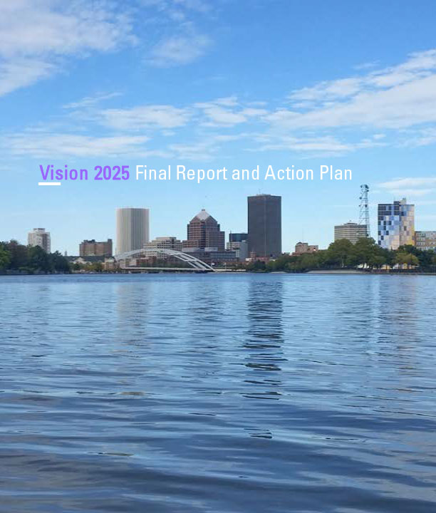 Vision 2025 Final Report and Action Plan