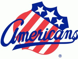 Logo - Amerks Hockey