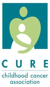 Logo - CURE Childhood Cancer Association