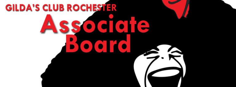 Logo - Gilda's Club Rochester Associate Board