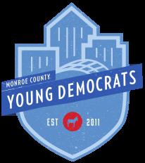 Logo - Monroe County Young Democrats