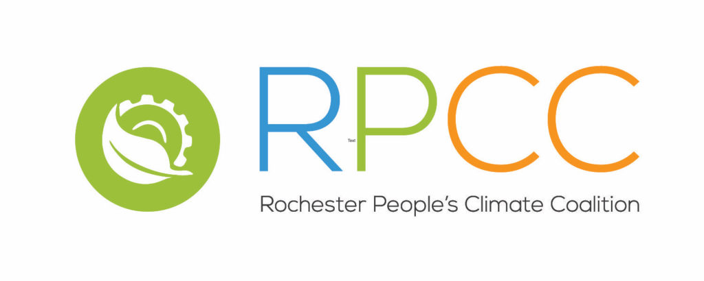 Logo - Rochester People's Climate Coalition